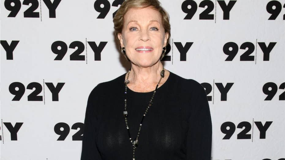 Julie Andrews says her husband helped her avoid being sexually harassed in Hollywood