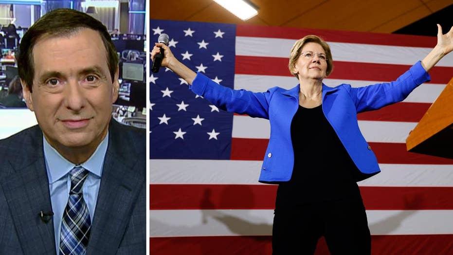 Howard Kurtz: Dems are nervous about Biden and Warren but stuck with the current field