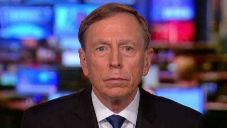 Gen. David Petraeus on President Trump's Syria strategy