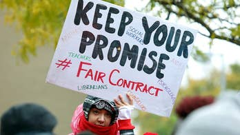 Rebecca Friedrichs: Chicago unions stage a fake crisis to grab power