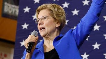 Corporate America reacts to Elizabeth Warren's plans for Wall Street