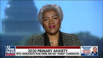 Former DNC Chair Donna Brazile says key to PA is to focus on the economy