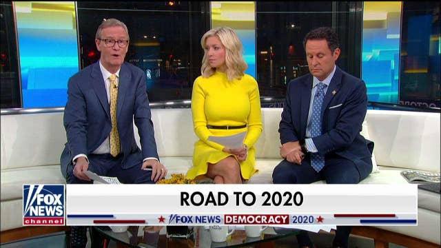 Kilmeade on Dems getting anxious about far-left 2020 field