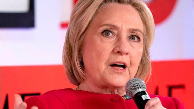 Reports: Hillary Clinton mulling 2020 run, citing weak Dem field, claim of email vindication