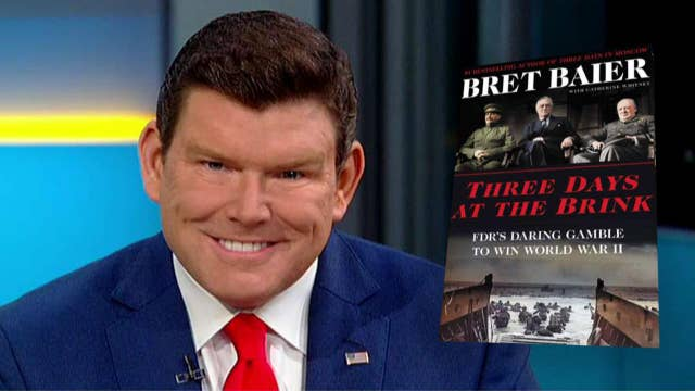 Gripping lost history of the Tehran Conference retold in Bret Baier's 'Three Days at the Brink'