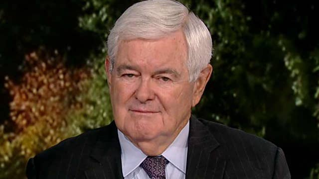 Newt Gingrich: Why do Pelosi and Schiff feel they have to make an impeachment case in secret?