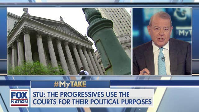 Varney: Progressives 'Soviet-style show trial' part of socialist takeover of U.S. economy