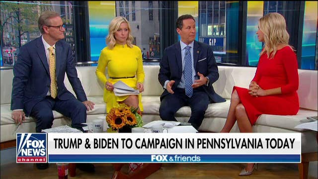 Kayleigh McEnany: Trump campaign wants Hillary to run in 2020
