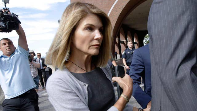 What options does Lori Loughlin have?