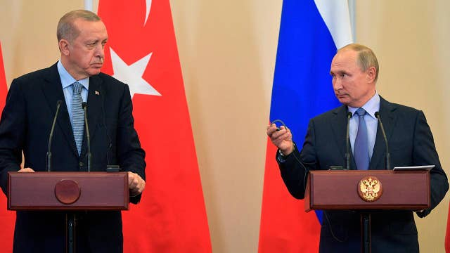 Russia-Turkey agreement to transform map of northeast Syria