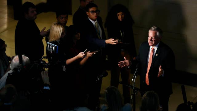 Republicans demand transparency from House Democrats in impeachment inquiry