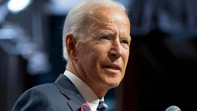 Joe Biden apologizes for 1998 'lynching' remark after calling President Trump's use of the word 'despicable'