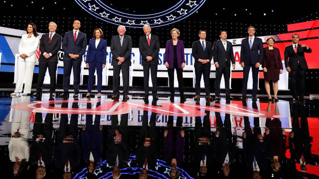 Democratic Party leaders, donors reportedly unsure of current presidential candidates