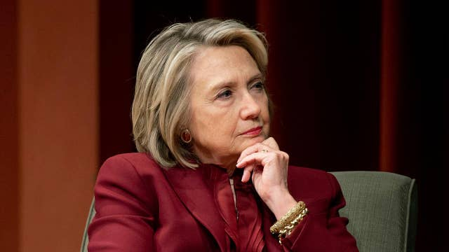 Hillary Clinton reportedly considering last-minute entry into Democratic presidential field