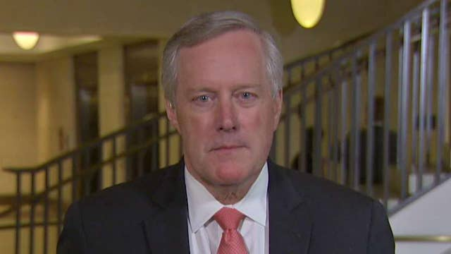 Rep. Meadows on transparency in impeachment proceedings