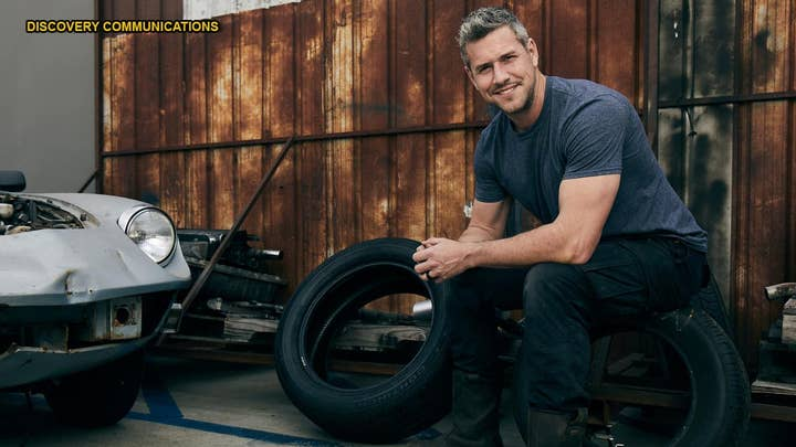 Ant Anstead talks blending families with wife Christina, building dream car on new show 'Master Mechanic'