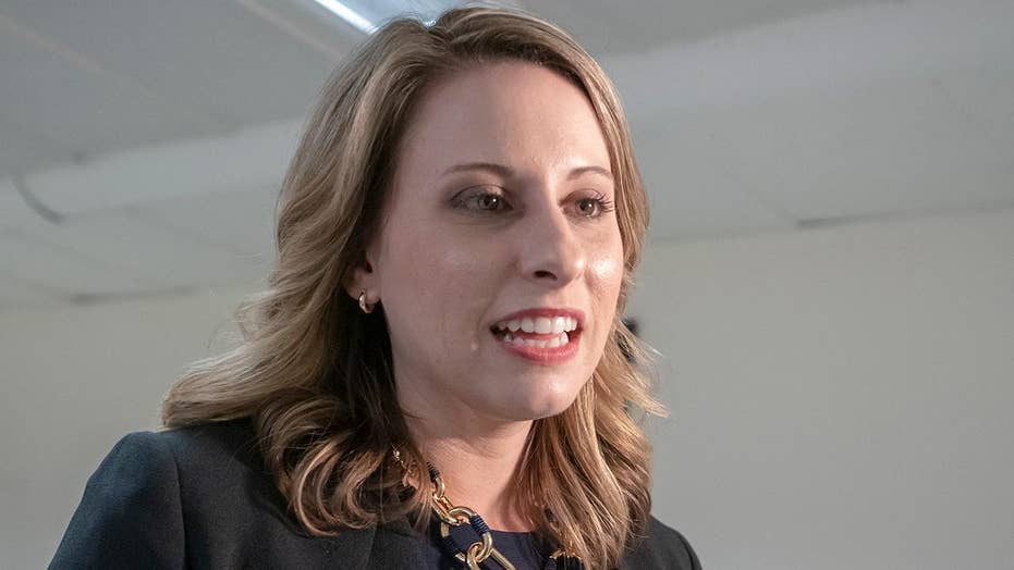Democratic Rep. Katie Hill alleged to have engaged in inappropriate relationship with staffer