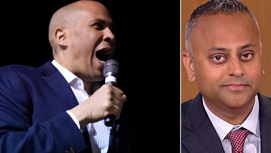 Why Republican Rik Mehta is challenging Sen. Cory Booker in New Jersey