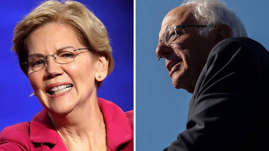 Are college Democrats abandoning Bernie Sanders?
