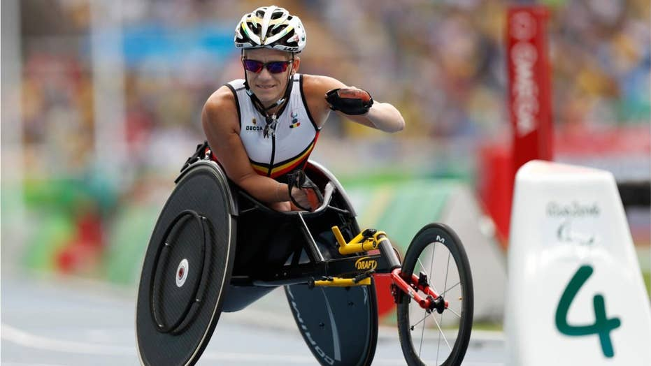 Paralympic gold medalist dies by euthanasia after battling degenerative spinal pain