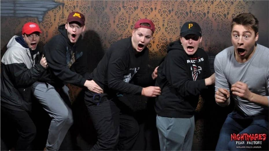 SEE IT: Halloween haunted house releases pictures of terrified visitors