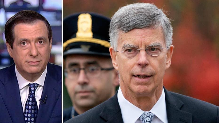 Howard Kurtz: William Taylor, recruited by Trump team, now under fire