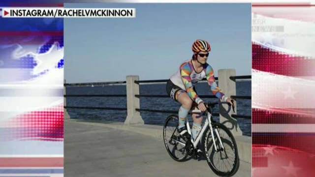 Transgender cyclist's victory upsets her competitors, say she had unfair advantage