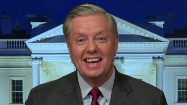Graham: Impeachment inquiry has been unAmerican and unfair