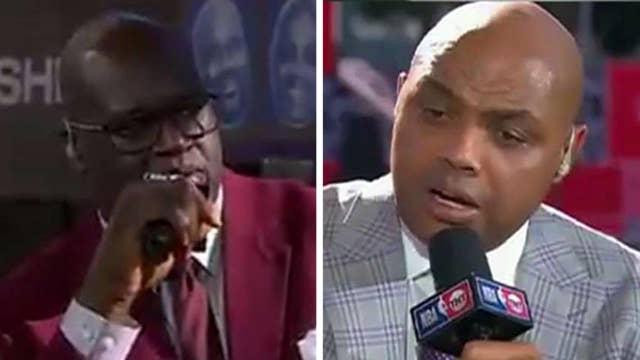 Shaq, Charles Barkley argue over LeBron James and China
