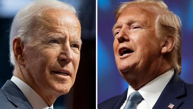 Trump and Biden deliver dueling economic messages in Pennsylvania