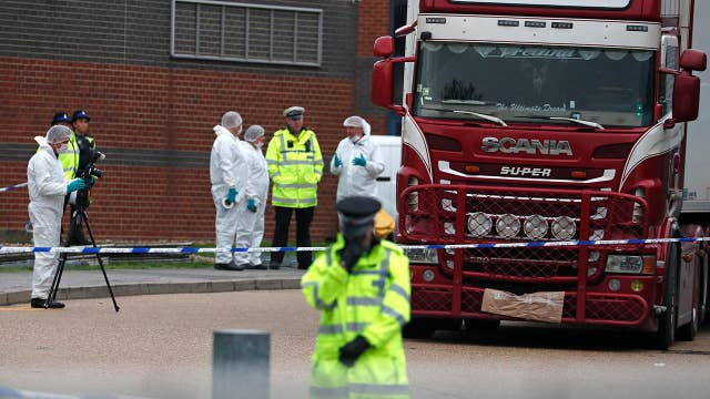 39 people found dead in UK truck were from China
