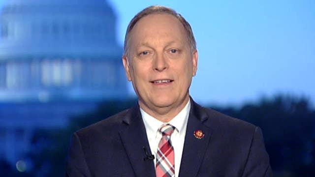 Rep. Biggs defends Republicans storming closed impeachment deposition, says process is 'corrupt'