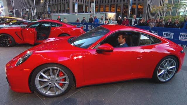 MotorTrend reveals the 'Best Driver's Car' of 2019 on Fox Square