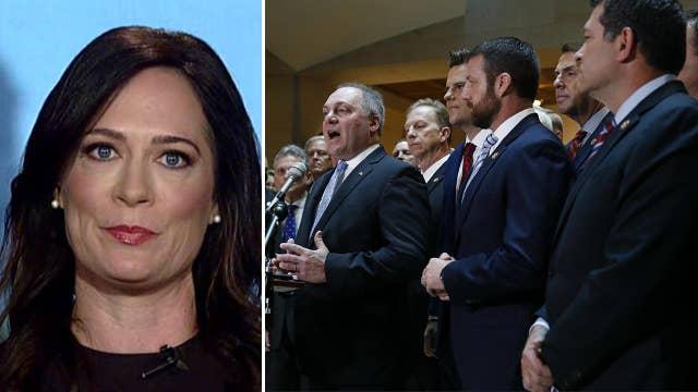 White House: Glad Republicans took a stand against Democrats' secret impeachment proceedings