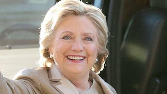 Uncertainty over Biden, Warren stirs rumor mill that Hillary Clinton may enter race