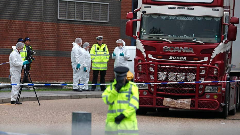British Police Published The Names Of 39 Vietnamese Found Dead In Truck Container