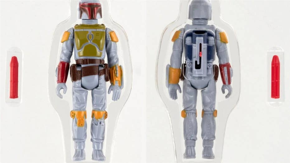 Rare, 'holy grail' Star Wars toy could be worth $500G