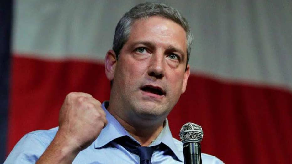 Tim Ryan drops out of 2020 presidential race, will seek reelection in Ohio