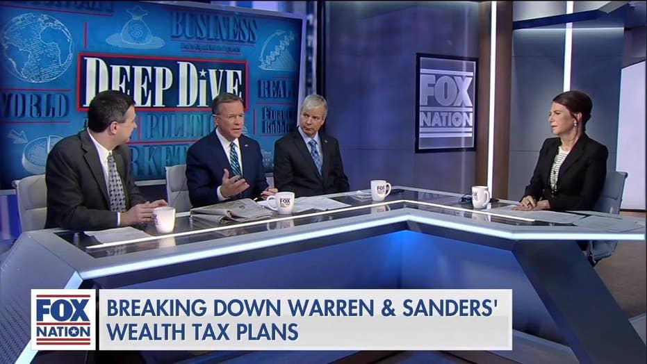 48 percent payroll tax necessary to fund Senator Warren's big government proposals: Tax policy expert