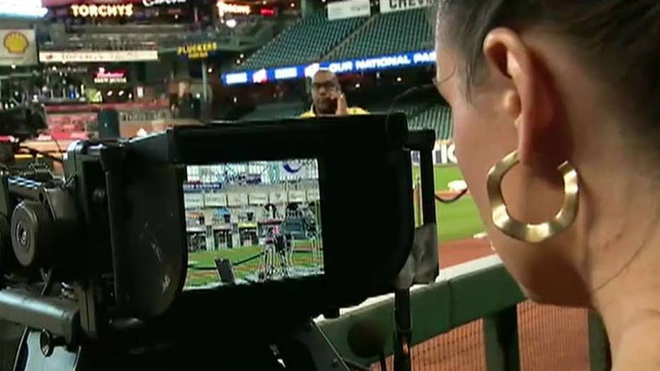 An inside look at the World Series with Fox Sports