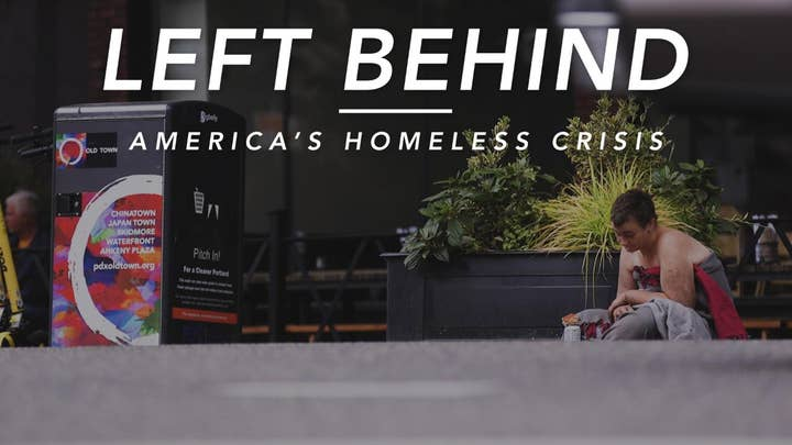 Left Behind: America's Homeless Crisis