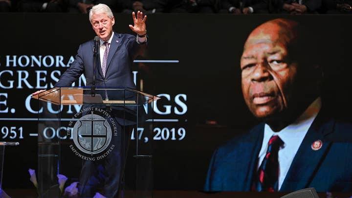 Presidents, dignitaries pay tribute to Rep. Elijah Cummings
