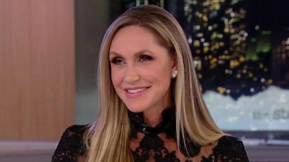 Lara Trump: We would love to beat Hillary Clinton for a second time