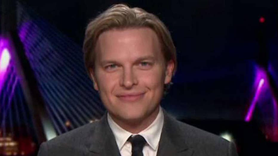 Ronan Farrow responds to NBC executive reportedly calling him a 'terrorist'