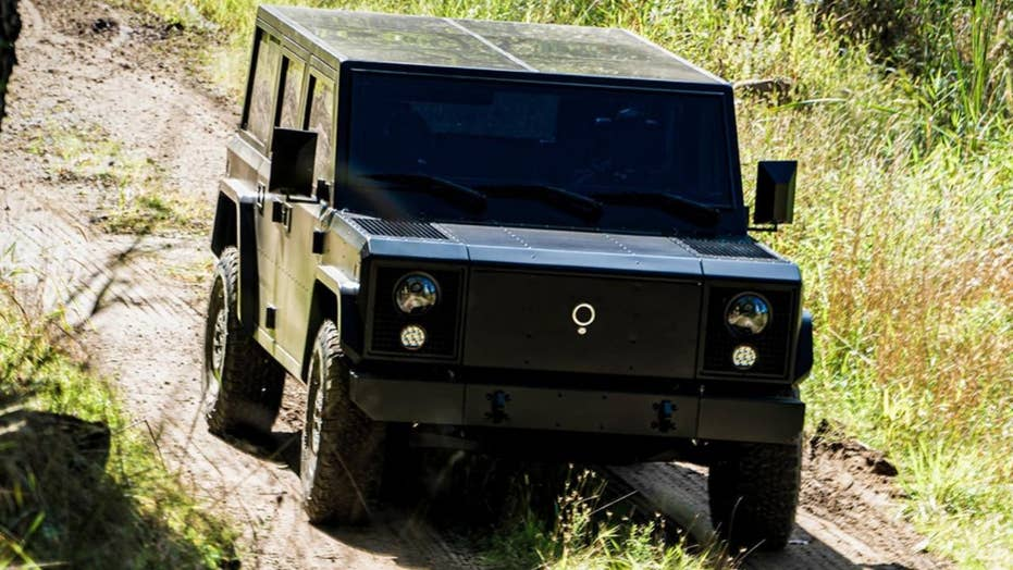 Bollinger Motors electric pickup and SUV to start at $125,000