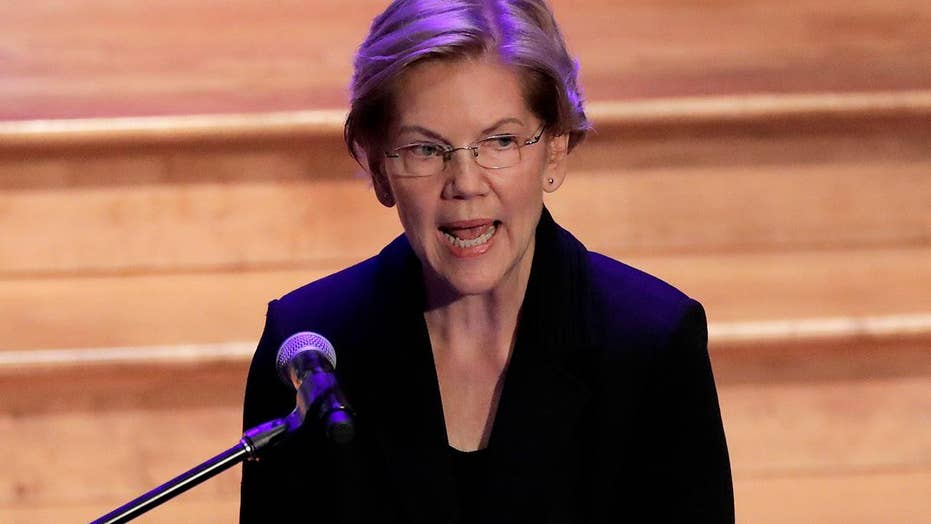 Elizabeth Warren looks to raise taxes on all guns and ammunition