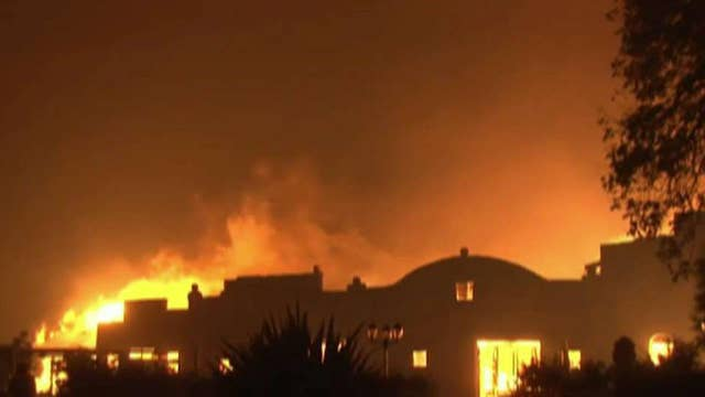 Wildfires prompt CA governor to declare statewide emergency