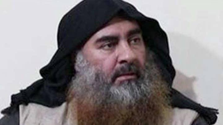 ISIS leader al-Baghdadi detonates suicide vest as special forces raid compound