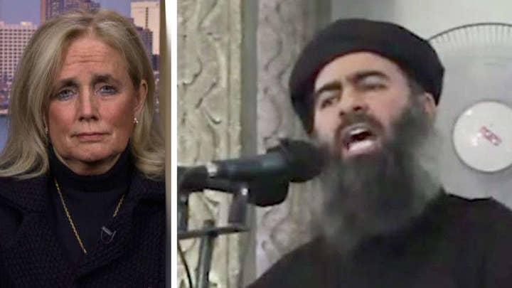 Democratic lawmaker reacts to the killing of Abu Bakr al-Baghdadi