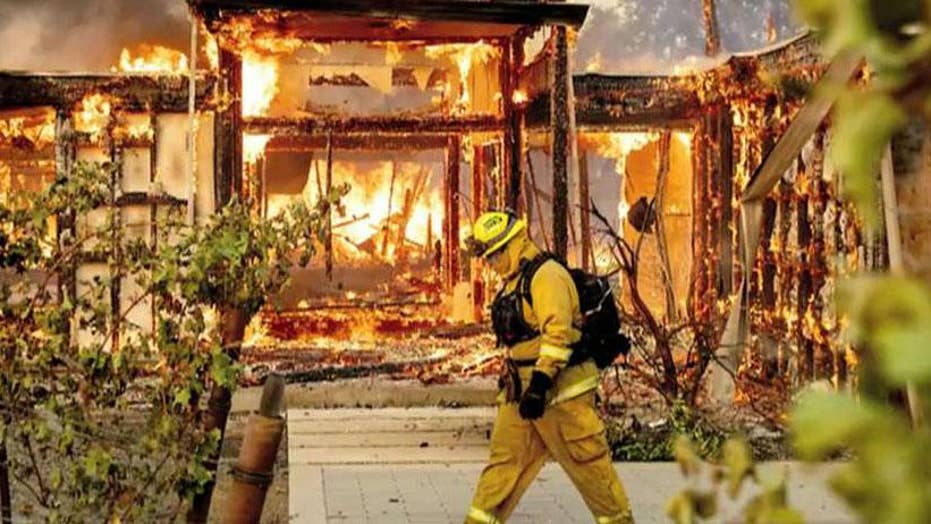 Statewide emergency declared during California wildfires